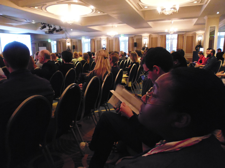 Listening at the Conference