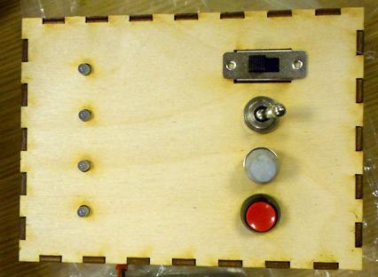 Switch test Box