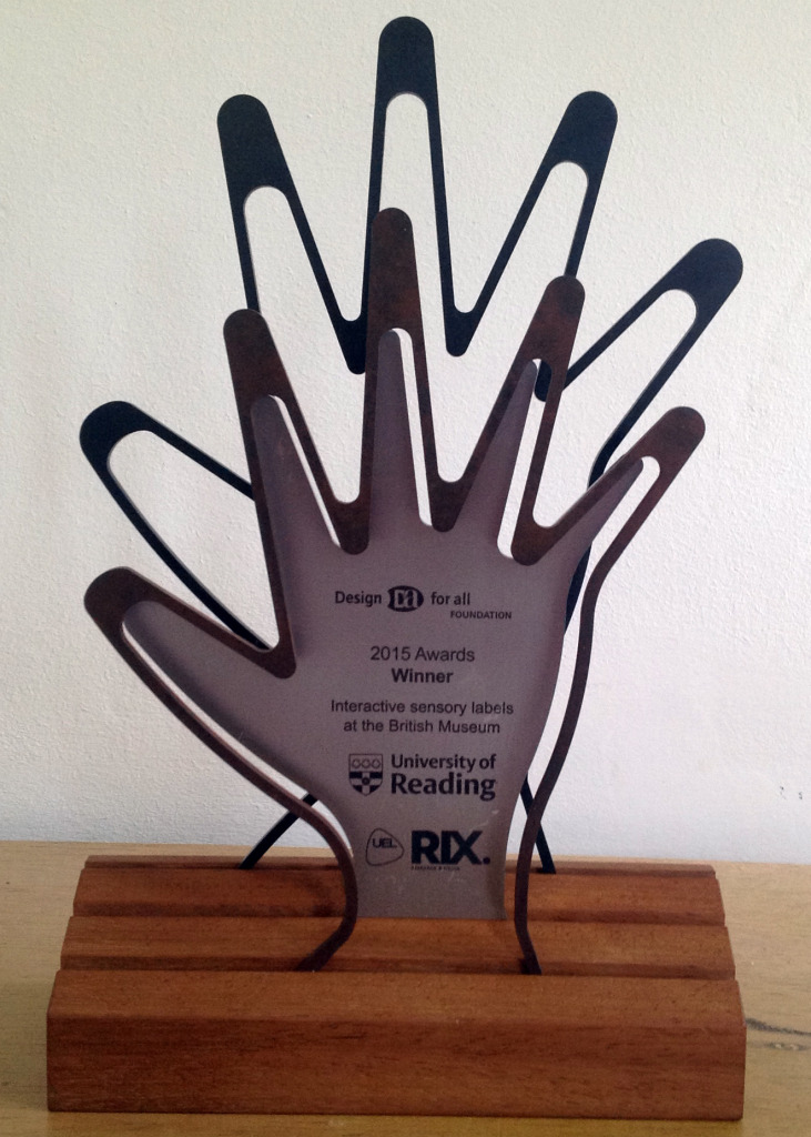 Design for All Foundation Trophy